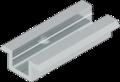 Aluminium middenklem